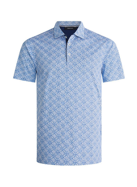 BUGATCHI UOMO SHORT SLEEVE POLO