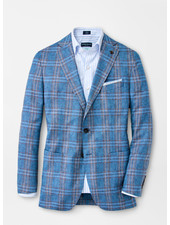 PETER MILLAR PLAID SOFT JACKET