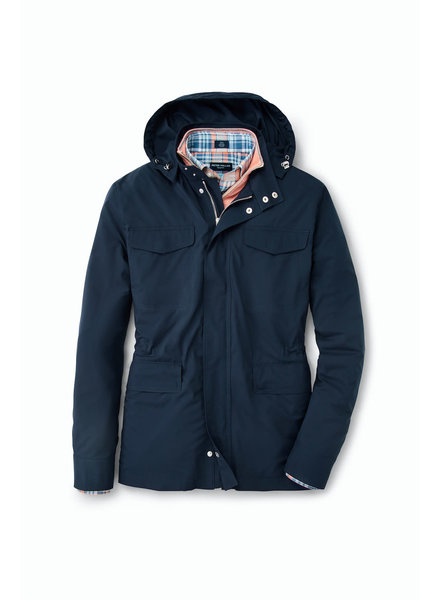 PETER MILLAR ALL WEATHER FLEX JACKET