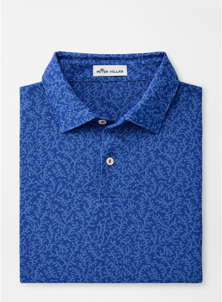 PETER MILLAR CORAL PERFORMANCE POLO