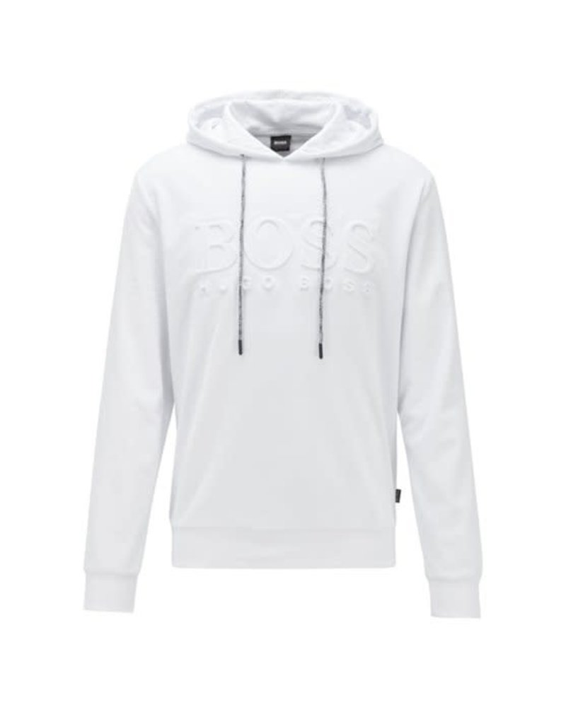 HUGO BOSS FRENCH TERRY HOODIE