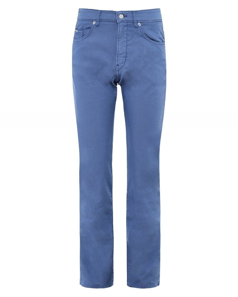 HUGO BOSS SLIM FIT FRENCH TERRY PANTS