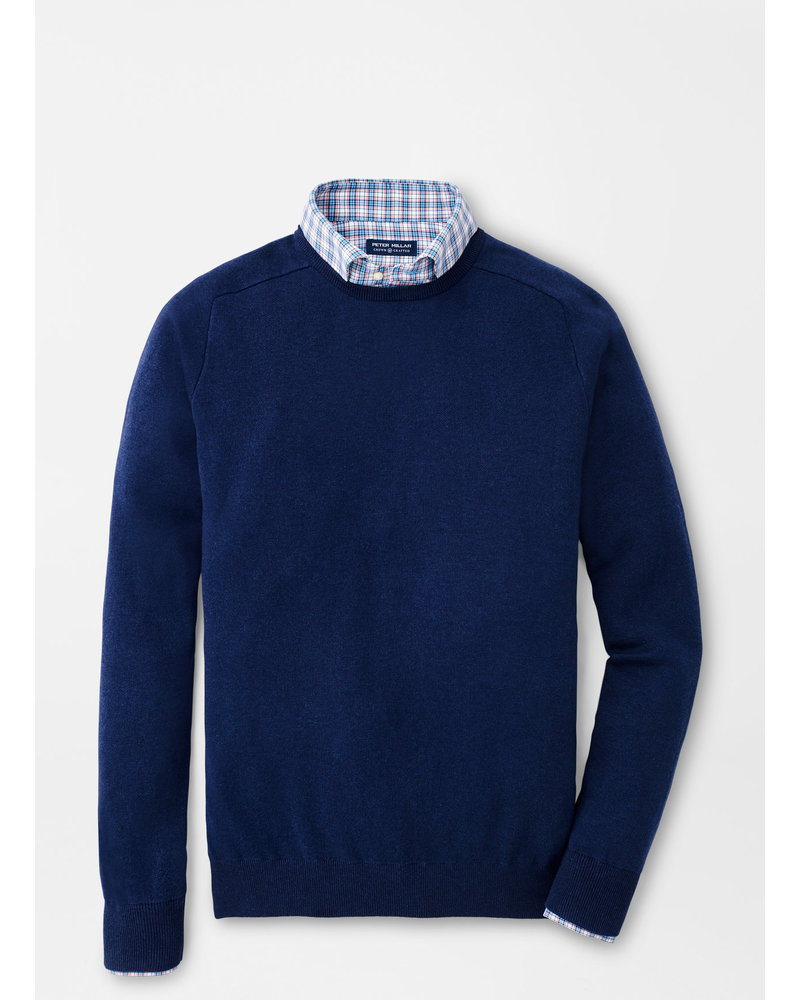 PETER MILLAR CREW NECK SWEATER