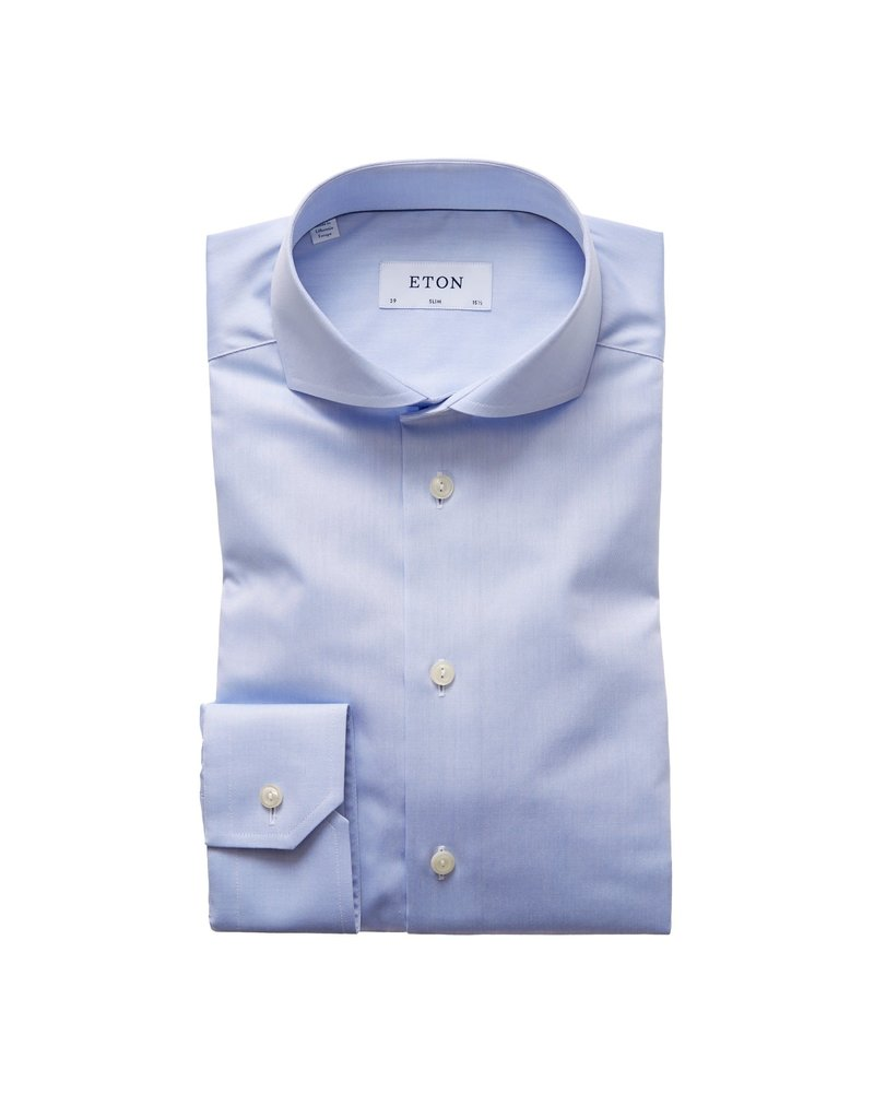 ETON SLIM SOLID SHIRT