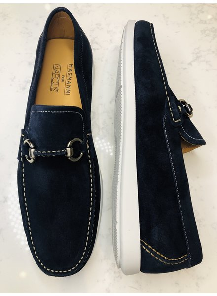 MAGNANNI SUEDE LOAFERS