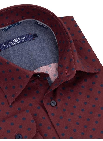 STONE ROSE DOT SHIRT
