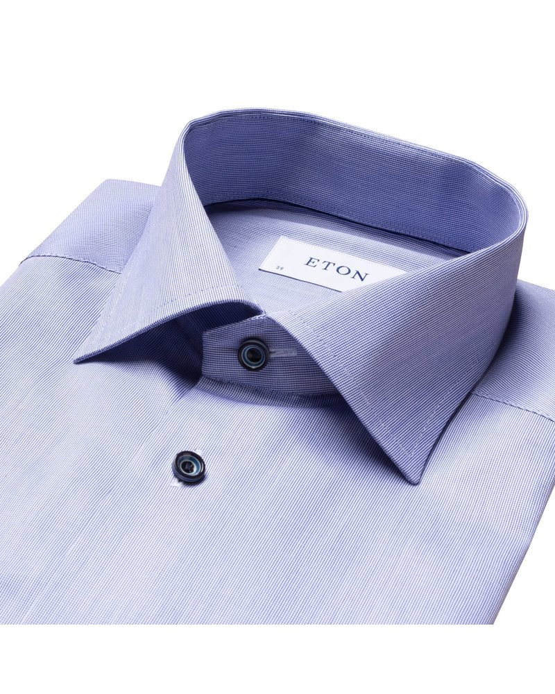 ETON SLIM FIT DOBBY SHIRT