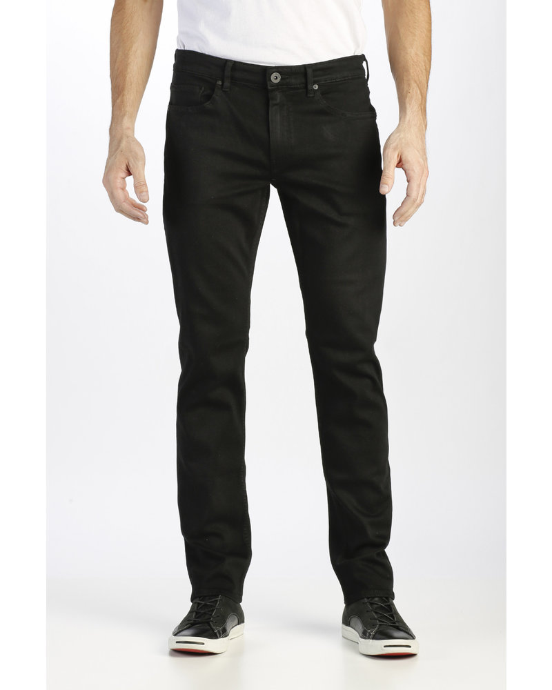 PAIGE FEDERAL JEANS IN BLACK SHADOW