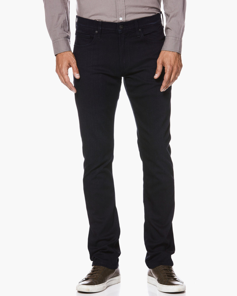 PAIGE FEDERAL JEANS IN INKWELL