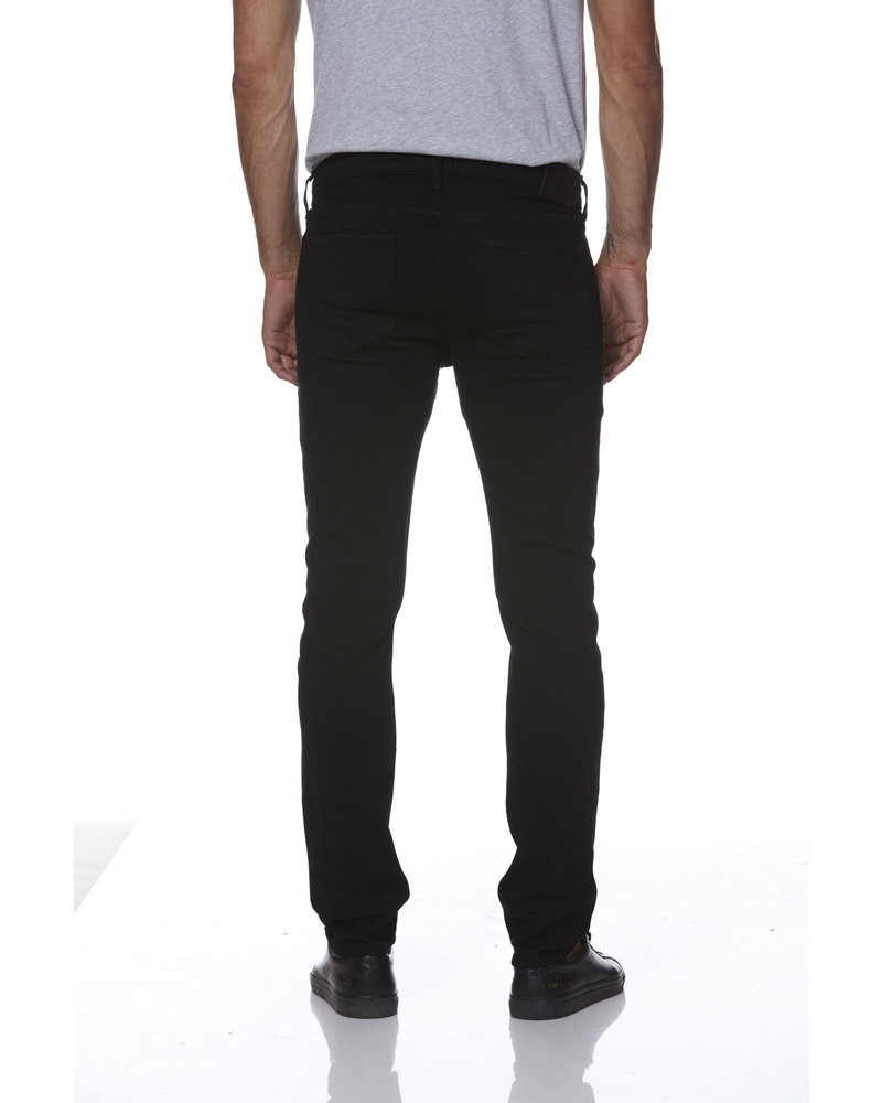 PAIGE LENNOX JEANS IN BLACK SHADOW