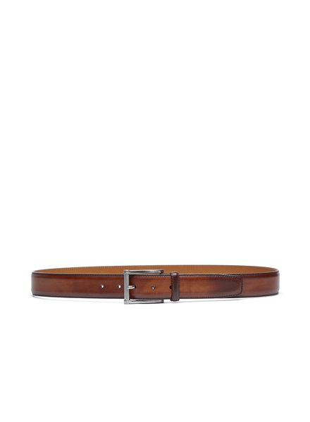 MAGNANNI LEATHER BELT
