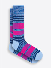BUGATCHI UOMO STRIPED SOCKS