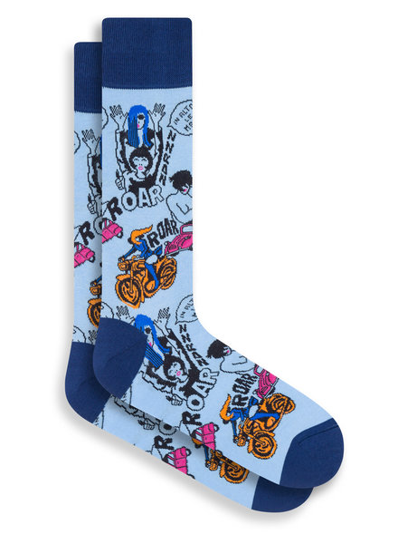 BUGATCHI UOMO MOTORCYCLE  SOCKS