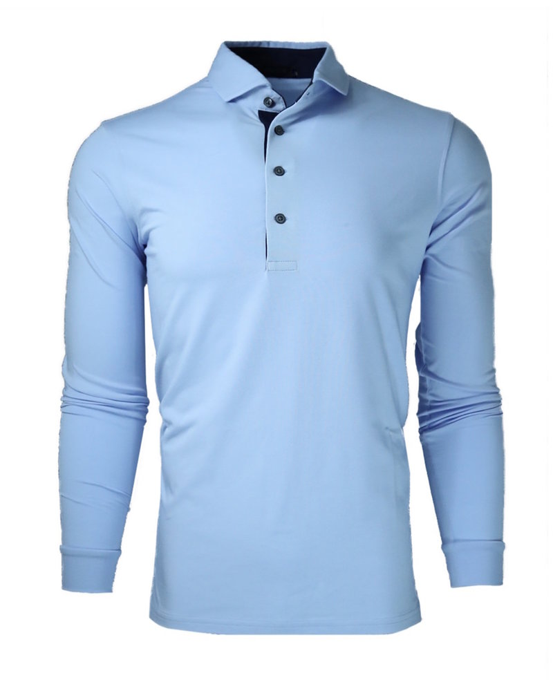 GREYSON CLOTHIERS LONG SLEEVE POLO