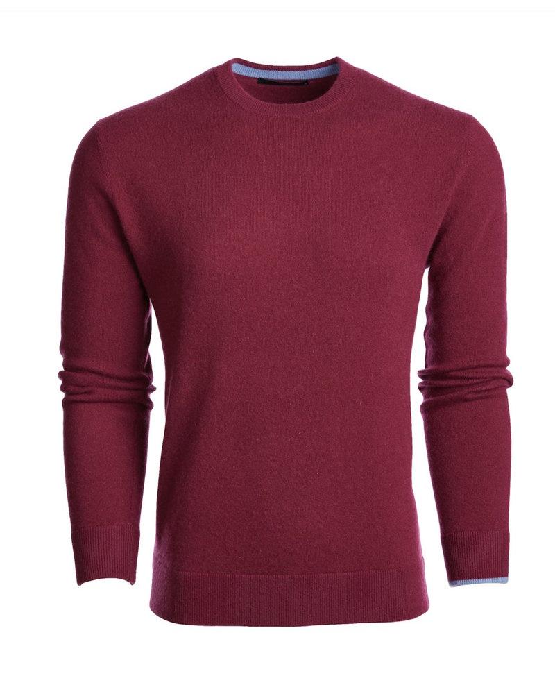 GREYSON CLOTHIERS CASHMERE CREW NECK SWEATER