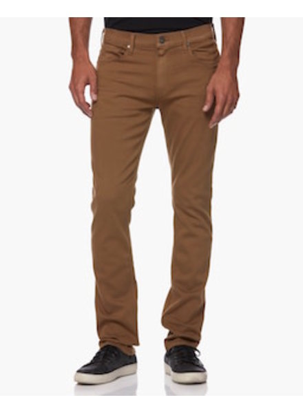 PAIGE FEDERAL JEANS IN LAUREL TAN