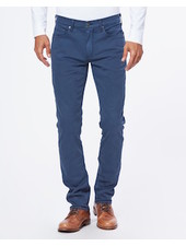 PAIGE FEDERAL JEANS IN RICH NAVY