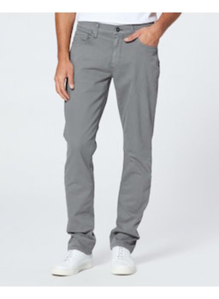 PAIGE FEDERAL JEANS IN BRUSHED NICKEL