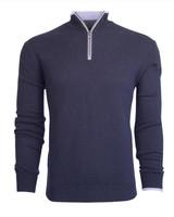 GREYSON CLOTHIERS CASHMERE QUARTER ZIP