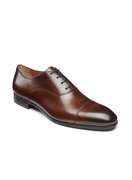 SANTONI SALEM LACE UP SHOES