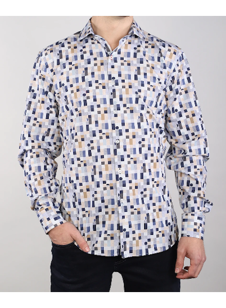 7 DOWNIE ST. PRINT SHIRT