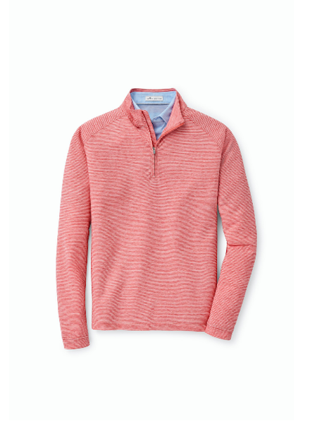 PETER MILLAR DRI RELEASE STRETCH QUARTER ZIP