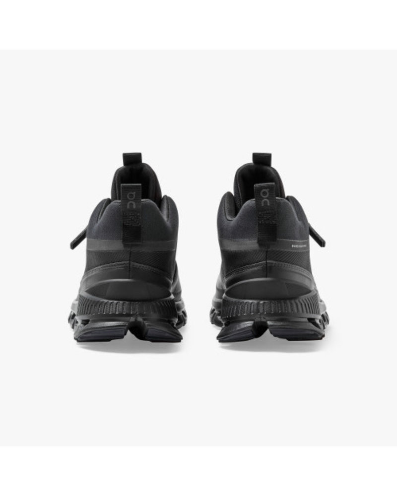 ON RUNNING CLOUD HIGH TOP WATERPROOF SNEAKER