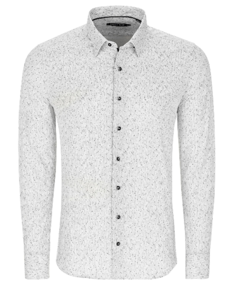 STONE ROSE PRINTED SHIRT