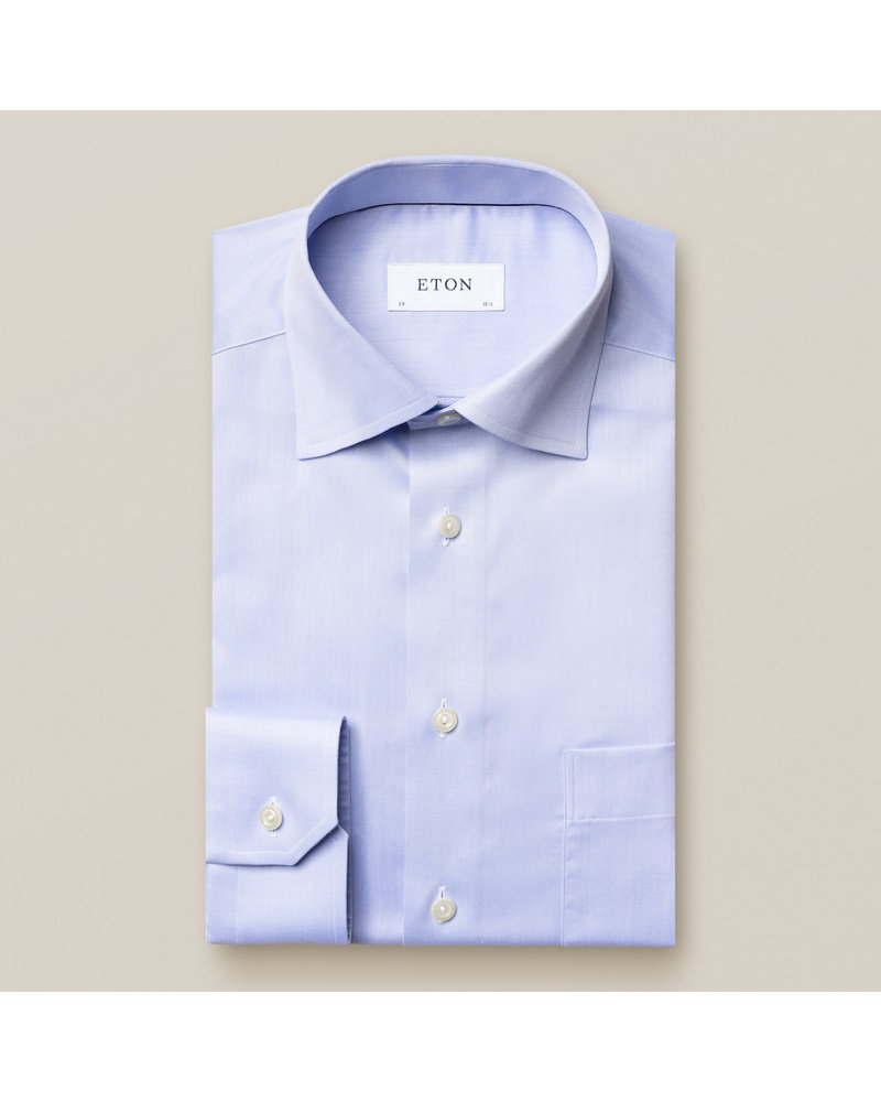 ETON CLASSIC FIT SOLID SHIRT