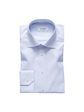 ETON DIAMOND WEAVE SHIRT