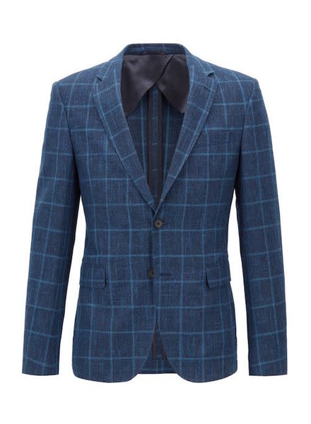 HUGO BOSS WINDOWPANE SPORTCOAT