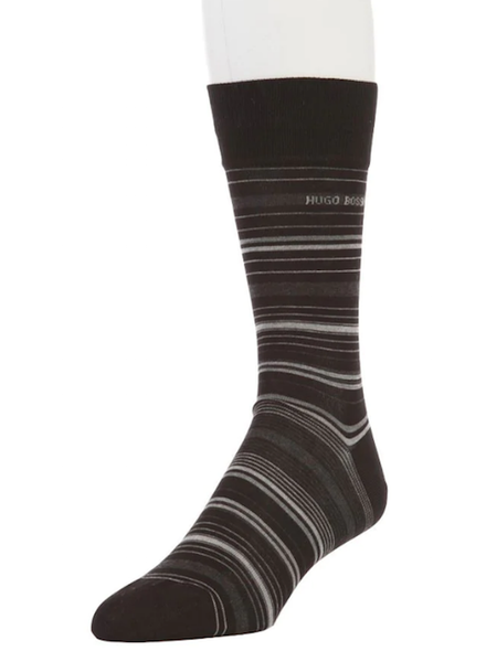 HUGO BOSS STRIPED SOCKS
