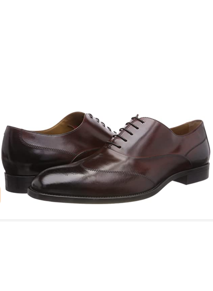 HUGO BOSS LACE UP LEATHER SHOES