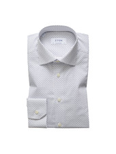 ETON MICROPRINT SHIRT