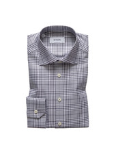 ETON PLAID SHIRT