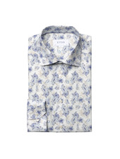 ETON SLIM FIT PAISLEY SHIRT