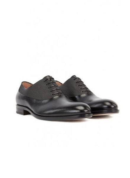 HUGO BOSS BARKLEY LEATHER SHOES
