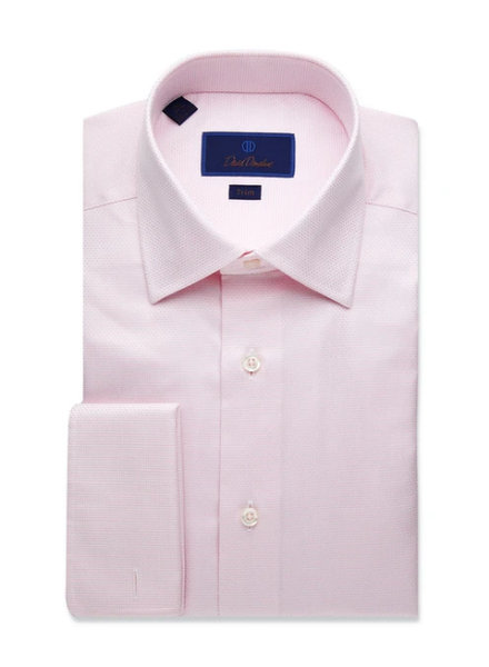 DAVID DONAHUE FRENCH CUFF DRESS SHIRT