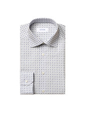 ETON MEDALLION PRINT SHIRT