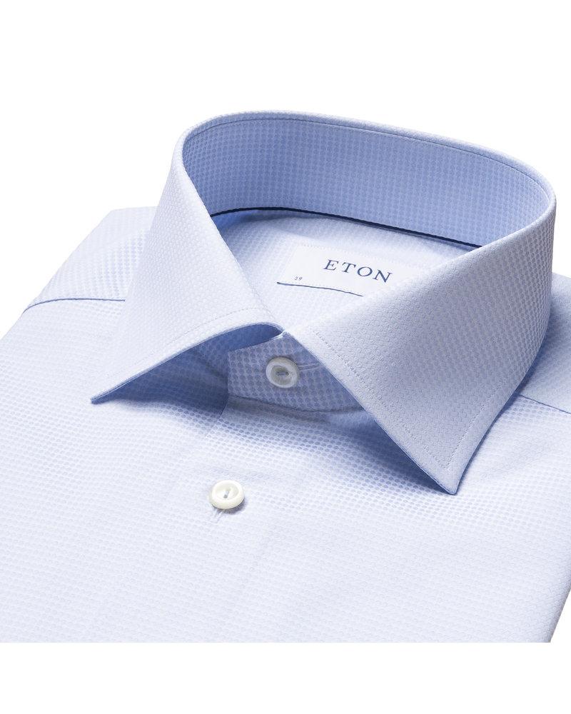 ETON DOT PRINT SHIRT
