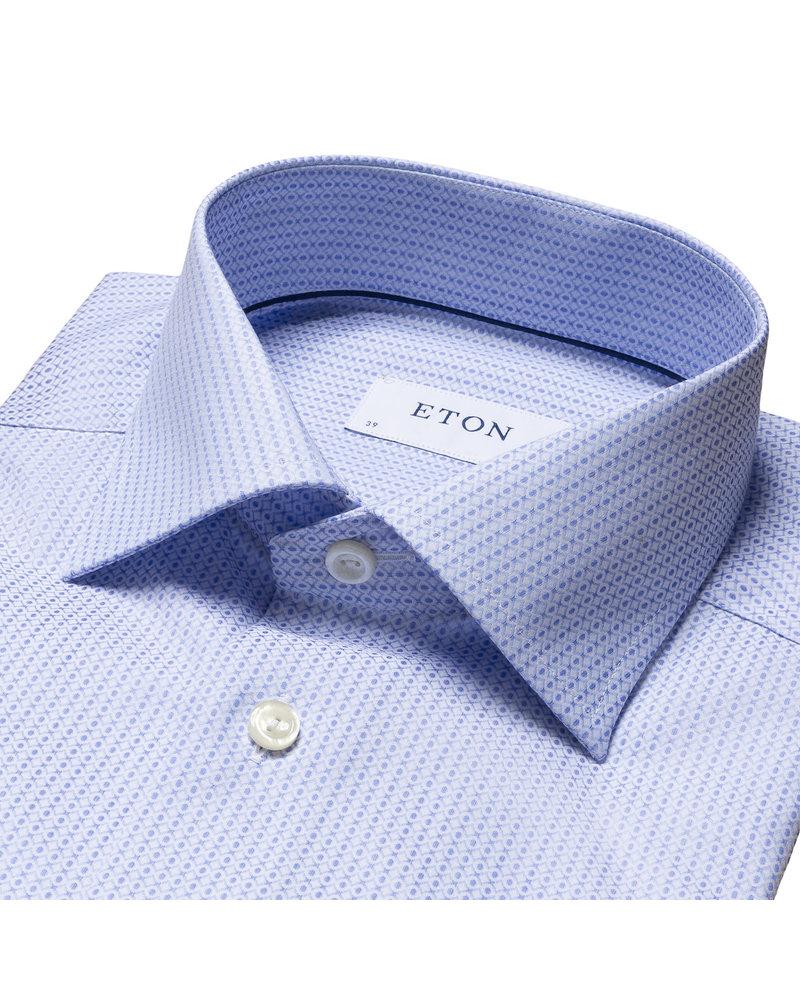ETON CIRCLE PRINT SHIRT