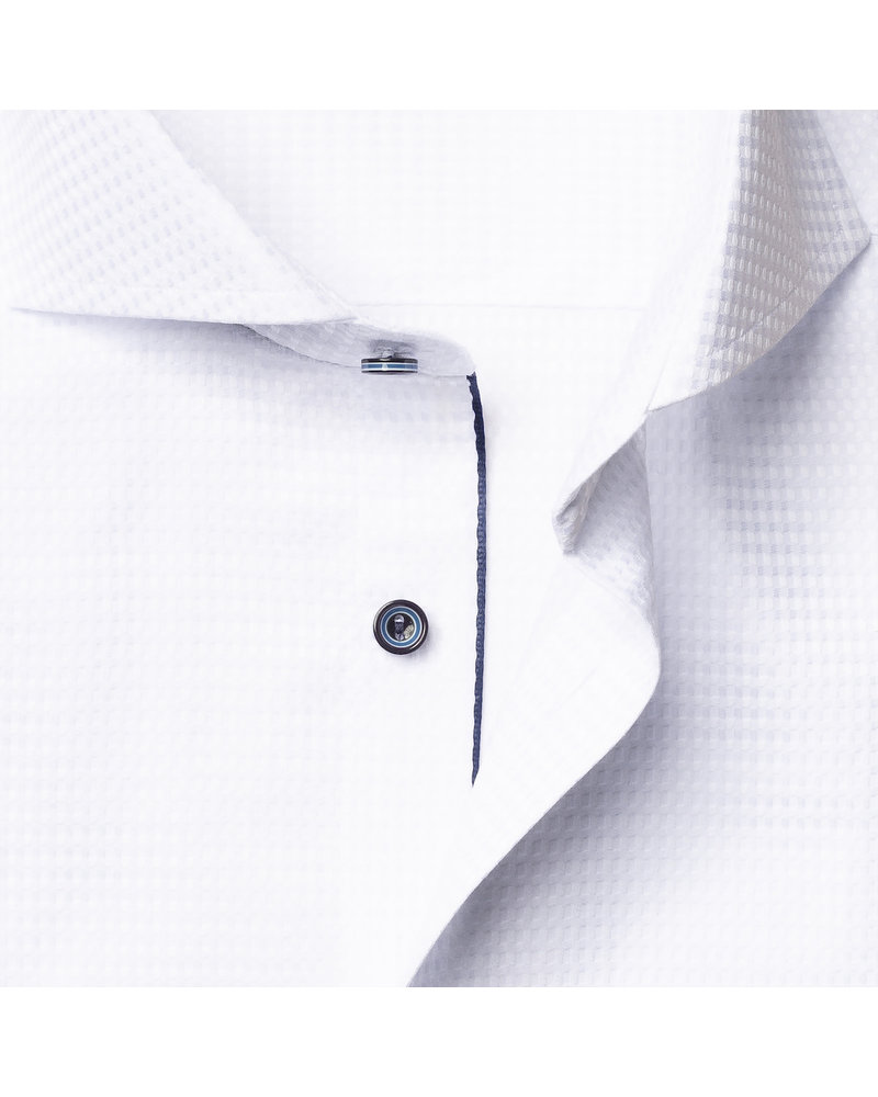 ETON SLIM FIT TEXTURED SHIRT