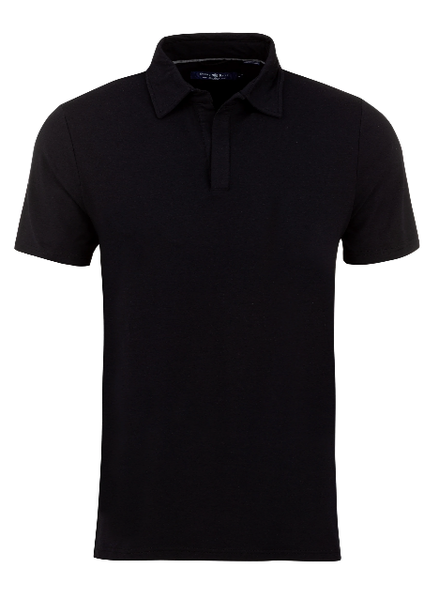 STONE ROSE BUTTONLESS POLO