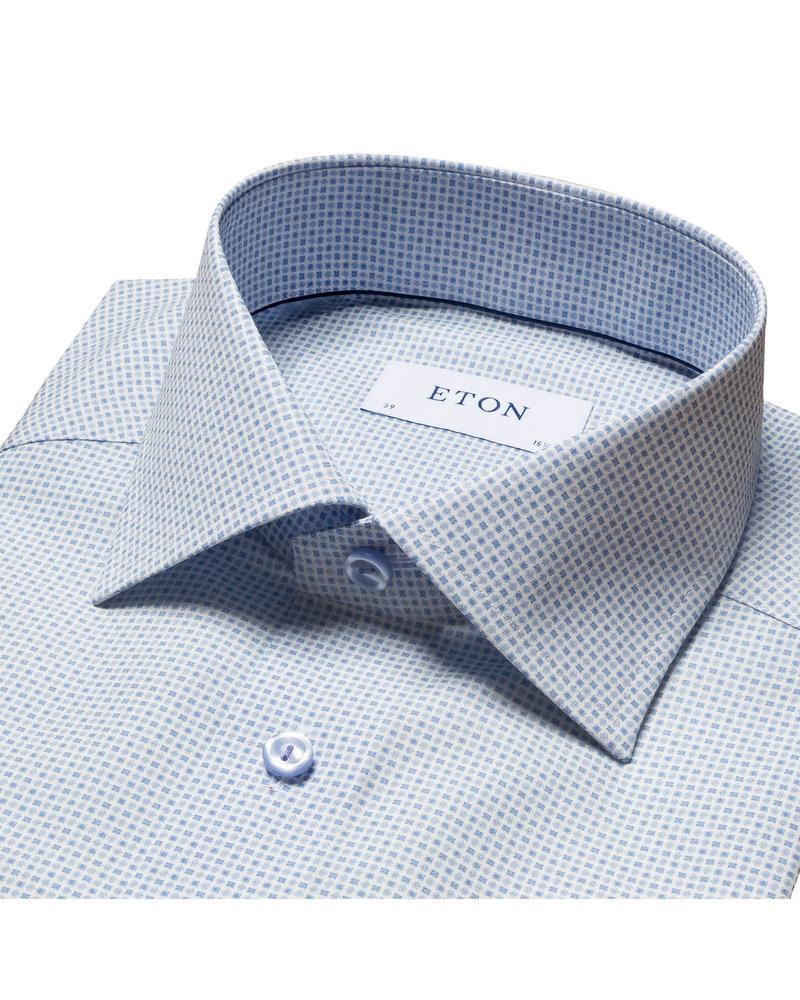 ETON PRINTED SHIRT