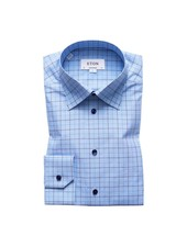ETON OF SWEDEN CHECK SHIRT