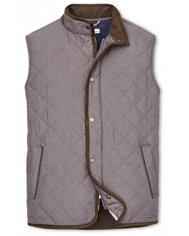 PETER MILLAR ESSEX QUILTED VEST