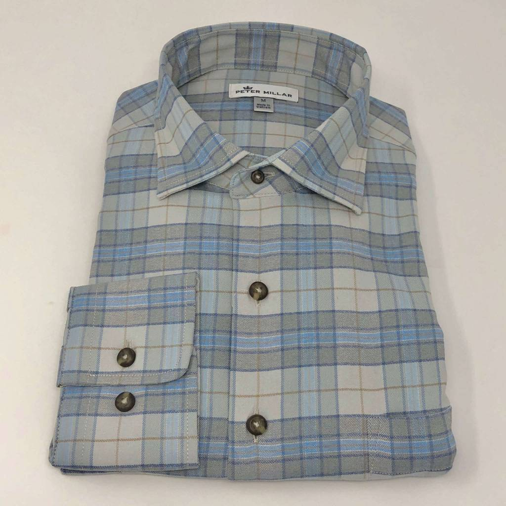 8126b0f9c768 ... peter millar performance plaid shirt buffalo ny napoli s men s ...