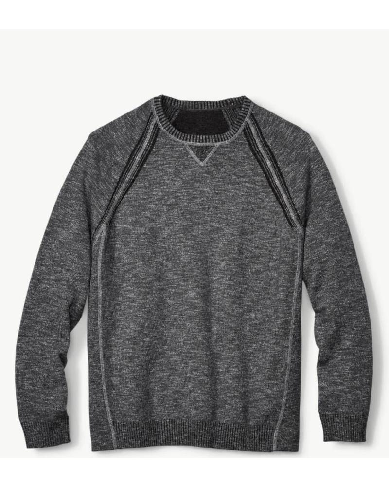 TOMMY BAHAMA REVERSIBLE CREW NECK SWEATER