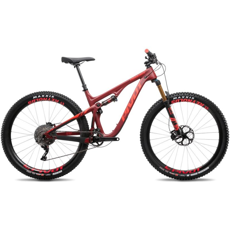 Pivot Trail 429 XO1 Red M