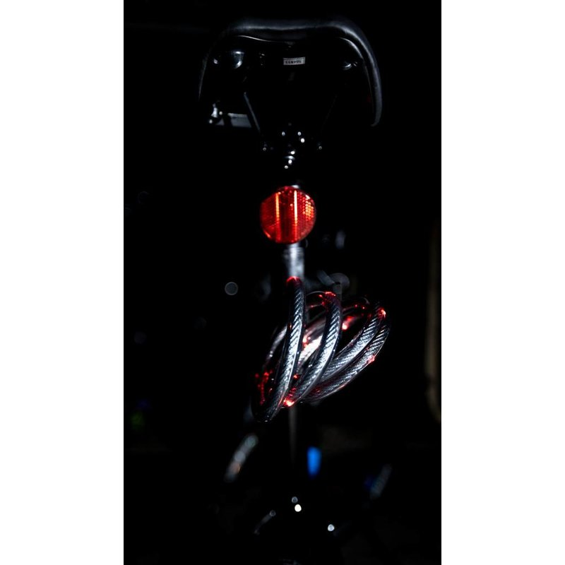Led Light Bike Lock